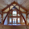 Heirloom Timber Framing - Loft