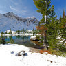 Crooked Lake, Sawtooth National Wilderness, Idaho, USA