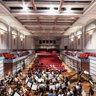 Marimba Concerto Rehearsal