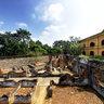The Son La Prison, Son La, Vietnam (Di tích nhà tù Sơn La)