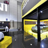 Dubai Motorshow 2011 - MINI Stand, inside DWTC Exhibition Hall