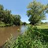 Baumann Park, Kishwaukee River