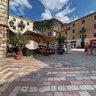 Inside Kotor city walls