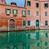 Venice Canal and Reflection