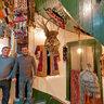 Persian Carpet Merchants. Istanbul, Turkey