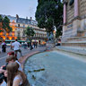 Fontaine Saint-Michel, Paris, France