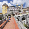 The Palace of Pena - Sintra Portugal