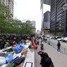 Occupy Wall Street Zucotti Park