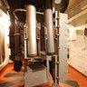 USS KIDD Ammunition Handling Room Baton Rouge LA