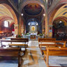 Ornavasso - Shrine Of The Blessed Virgin of Boden - Internal - Pano 1