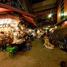 Namdaemun Market at night, Seoul