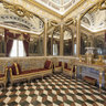 Hall of Mirrors. royal palace. aranjuez
