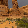 Moab Double Arch