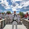 Tae Kwon Do Class. Centennial, Colorado