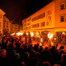 Chienbaese Parade in Liestal, Switzerland