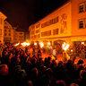 Chienbaese Parade in Liestal, Switzerland