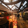 market hall in Quimper