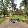 Vytautas Park In Kaunas