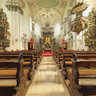 Pilgrimage church of St. Mary on the Hohenrechberg (1686-1688) - Baroque -