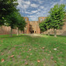 Ruin of the monastery church at Limburg near Bad Dürkheim (11th century) - Roman -