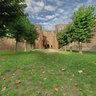 Ruin of the monastery church at Limburg near Bad Dürkheim (11th century) - Roman -
