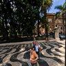 Jardim da Luz, Pinacoteca de São Paulo e Estação da Luz
