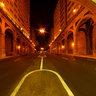 Viaduto na Avenida Borges de Medeiros - Boulevard Overpass