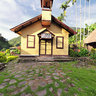 Church in Cambulo Village, Banaue, Ifugao Province, Philippines