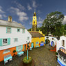 Portmeirion - Battery Square