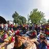 3e klaphek festival in Volendam