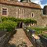 Cuzion-Chateau-Bonnu-face-S E-Indre-France