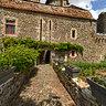 Cuzion-Chateau-Bonnu-face-S E-Indre-France