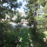 Ташкент, напротив театра и фонтана