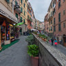 Cinque Terre - Main Street In Riomaggiore