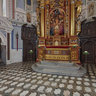 Chapel of the Assumption of Mary in the Divine Tower in Krasiczyn Castle, Poland