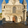 The Poitiers Notre-Dame church