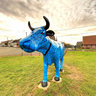 The blue cow of Roncq