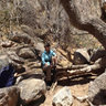 Sandia Hike with Linda