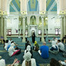 Learning ISLAM at JUMEIRAH MOSQUE-Dubai