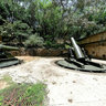 Battery Way in Corregidor Island