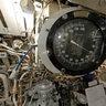 HMS Alliance, Royal Navy Submarine Museum, engine room