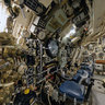 HMS Alliance, Royal Navy Submarine Museum, control room