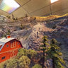 Columbia Gorge Model Rail Road Show 2013 Image 03 RICOH THETA