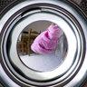 In lavatrice ...
