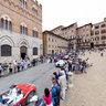 """Siena - """"1000 Miglia"""" in Piazza del Campo"""