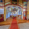 Michniowiec, Greek Catholic church. Nativity of the Theotokos #3