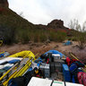 Grand Canyon GigaView #11 Hance On The Boats