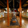Mt Yotei Hut Interior