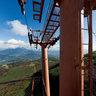 Top of the Hirafu Ace Pair Lift # 4 - Autumn