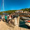 Polače harbour